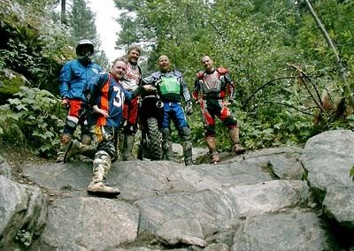 2003 - Bear Mountain Trail 693 - PC: Derek T