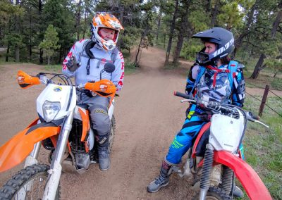 2019_One-on-one riding skilss training with THE Jim Peasley