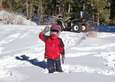 Big snow, big fun