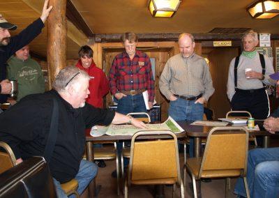 January strategic planning meeting