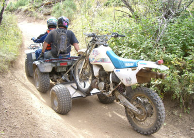 Rampart Range Motorized Management Committee