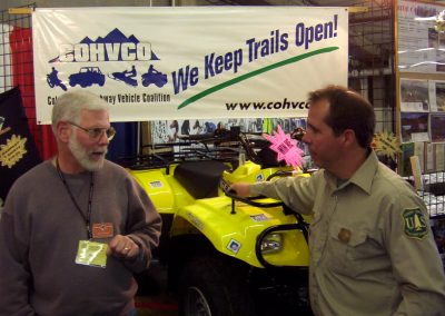 USFS and COHVCO