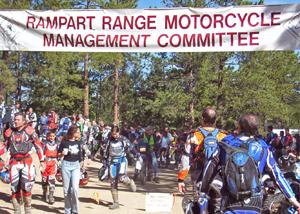 Rampart Range Motorized Management Committee